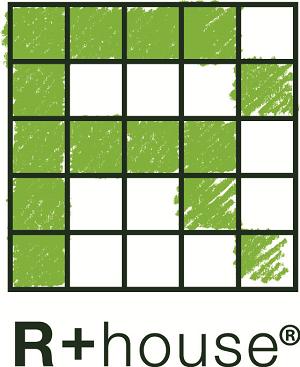 R+houseロゴマーク